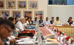 PM Modi during NITI Aayog Meet