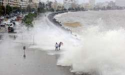 Earlier in the day, Mumbai witnessed the much-predicted