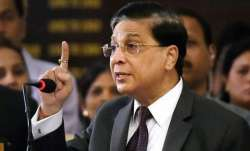 Chief Justice of India Dipak Misra