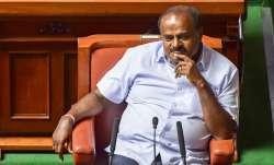 File photo of Karnataka CM HD Kumaraswamy