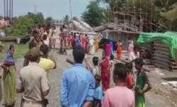 Bridge collapses in West Bengal