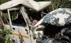 Uttarakhand: Four killed, six injured in car accident near