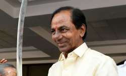 KCR to take oath as Telangana CM today
