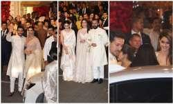 Isha Ambani, Anand Piramal Wedding Highlights: DeepVeer,