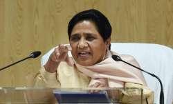 BSP supremo Mayawati.