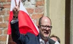 Mayor Pawel Adamowicz