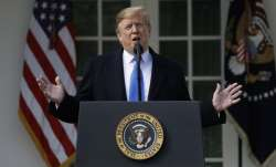 Donald Trump declares national emergency to build border