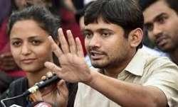 Donate 1 rupee to help me contest election: Kanhaiya Kumar