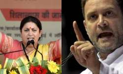 Lok Sabha Election 2019: It's Smriti Irani Vs Rahul Gandhi