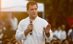 Rahul Gandhi promises Universal Basic Income for family