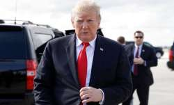 USPresident Donald Trump