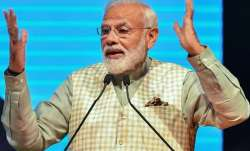 "PM Modi said the Congress works with a certain ""modus"
