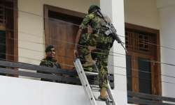 A look at Sri Lanka's troubled recent history marked by