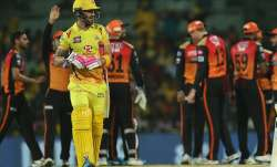 CSK vs SRH, Live IPL Score, Match 41 Live from Chennai: CSK