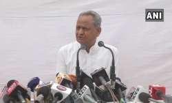Rajasthan Chief Minister and senior Congress leader Ashok