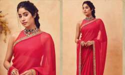 Janhvi Kapoor never fails to amaze us with her sartorial
