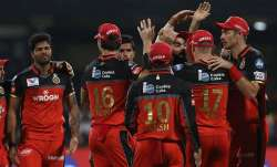RCB vs KXIP, Live IPL Cricket Score, Match 42 Live from