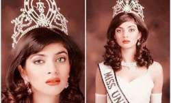 Sushmita Sen marks 25 years of Miss Universe title,