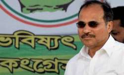Adhir Ranjan Chowdhury: From street fighter to Congress