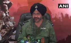 IAF Chief has said that the Pakistani Air Force never