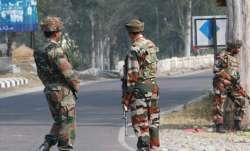 Jammu and Kashmir on High Alert