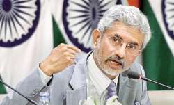 Subrahmanyam Jaishankar, Minister of External Affairs of