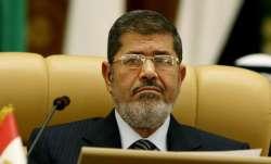 Former President of Egypt, Mohamed Morsi