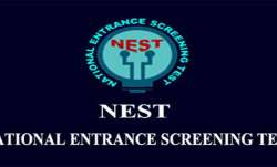 National Entrance Screening Test (NEST) result 2019