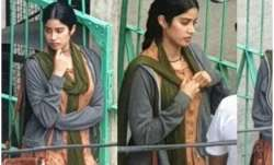 RoohiAfza: These leaked pictures of Janhvi Kapoor in deglam