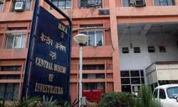 CBI raids in Delhi, Bengal, Bihar in chit fund scam