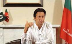 Imran Khan focuses on Pakistan's problems in US speech