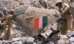 IAF broke will of Pakistan Army during Kargil war: