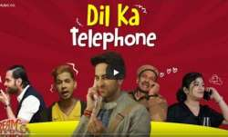 Dream Girl Dil Ka Telephone Song: Ayushmann Khurrana will