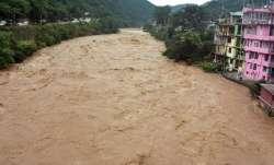 Himachal sees heavy rains, rivers in spate