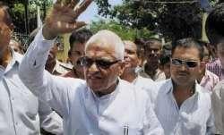 Bihar's Former chief Minister Jagannath Mishra dead