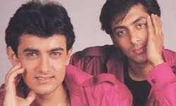 Bollywood Latest News Salman Khan and Aamir Khan reunite