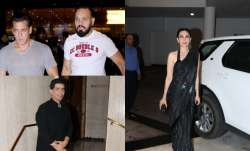 Latest Bollywood Pics Aug 21: Katrina Kaif, Karisma Kapoor