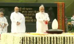 PM Modi pays tribute to BJP stalwart at Sadaiv Atal memorial