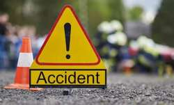 Couple, son killed as rally car hits motorcycle in