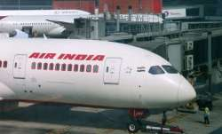 Thunderstorm damages Delhi-Vijaywada Air India flight |