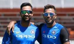 Krunal and Hardik Pandya
