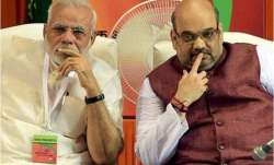 PM Narendra Modi and Union Home Minister Amit Shah