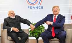 Prime Minister Narendra Modi and US President Doanld Trump