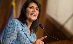 President Trump has not done anything to be impeached: Nikki Haley