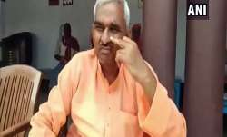 BJP MLA booked for threatening govt official in UP