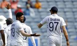 Umesh Yadav and Ishant Sharma