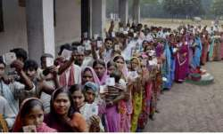 Elections to 14 urban local bodies conclude in Karnataka.