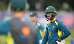 Australian cricketer Glenn Maxwell