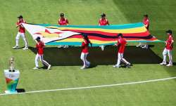 Zimbabwe will now be able to take up their place in the ICC