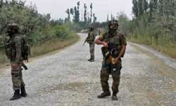 Five terror suspects arrested in Jammu and Kashmir